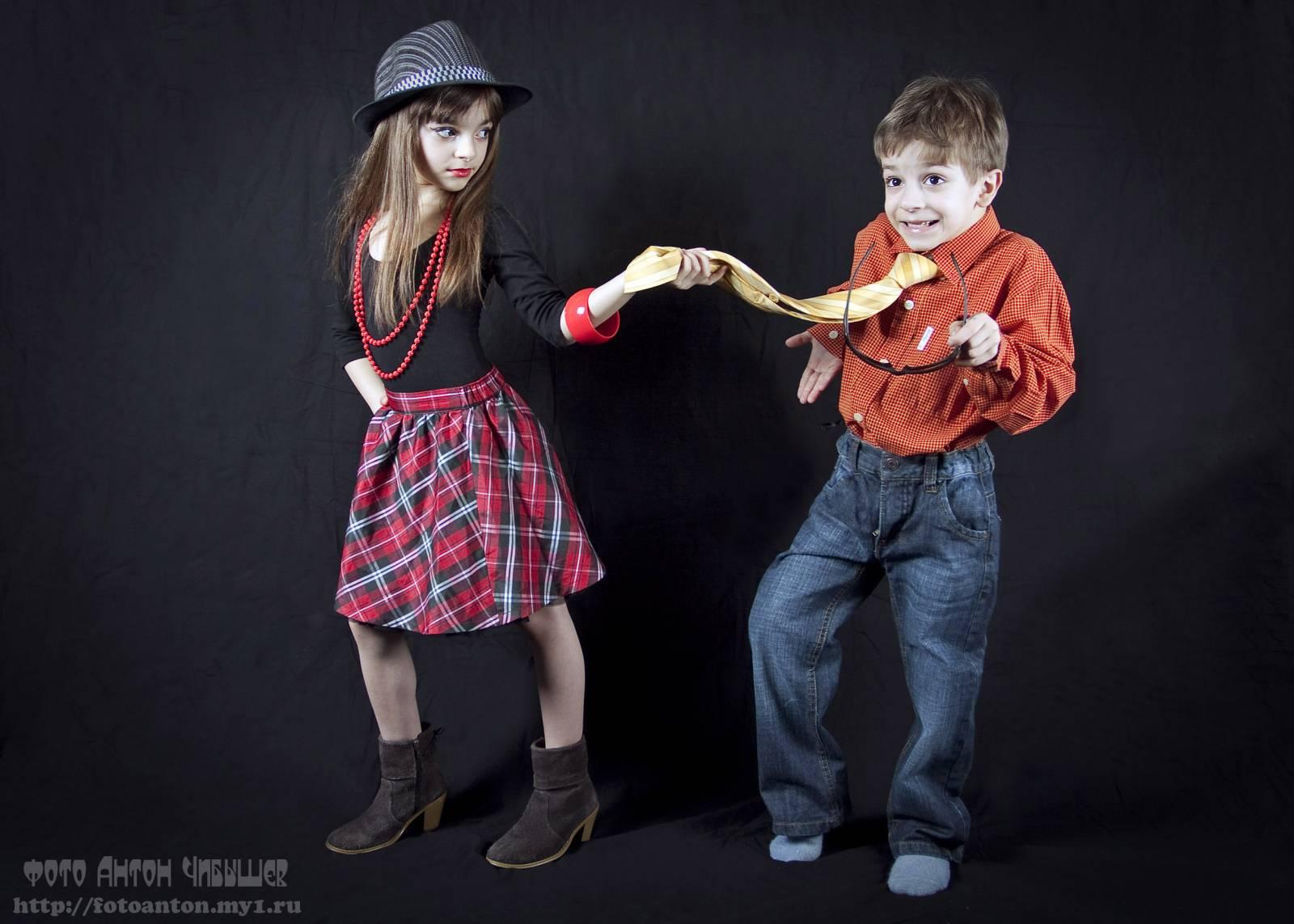 Кастинги для ребенка по фото родителей